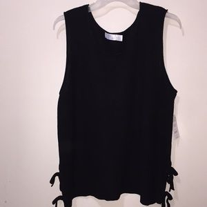 Time and Tru Knit Tank